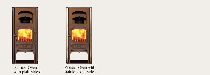 Pioneer Oven