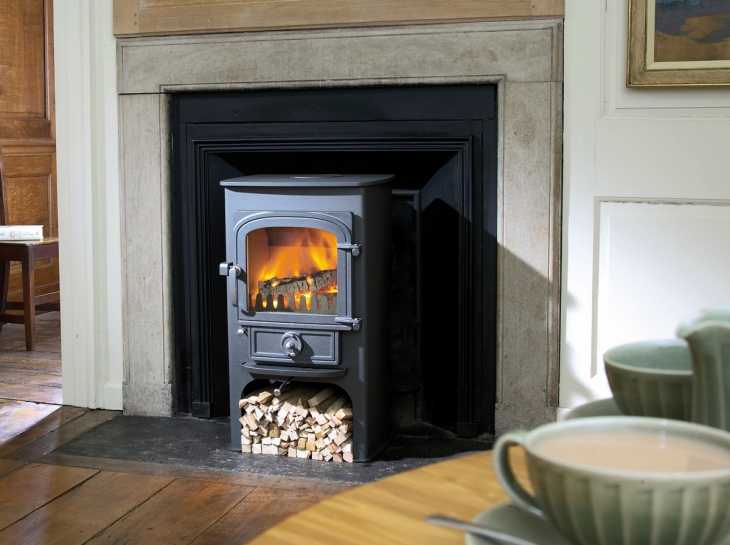Pioneer 400p Clearview Stoves